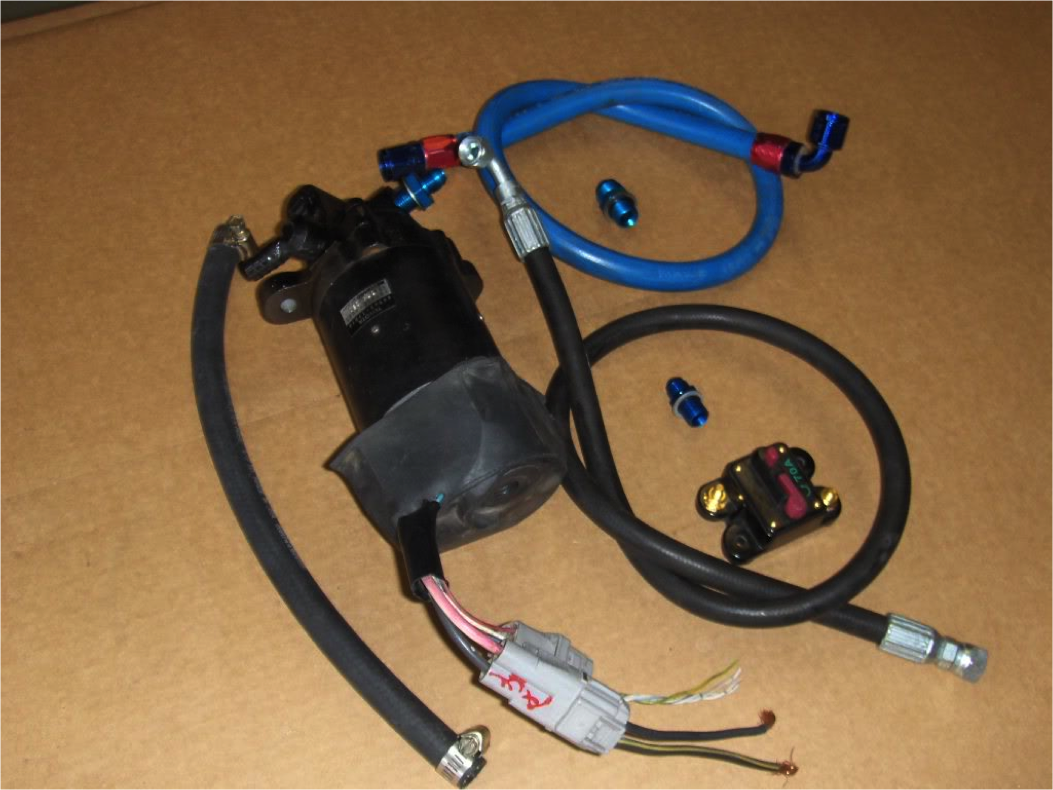 Electronic Steering Conversion Delete