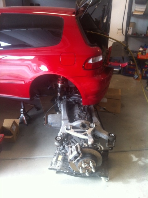 ... Honda Civic AWD Rear Differential Torque Vectoring All Wheel Drive