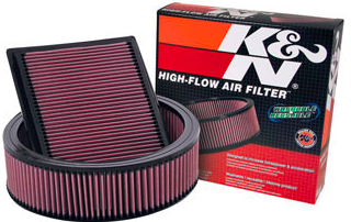 Gaining Horsepower HP and Torque with an air filter