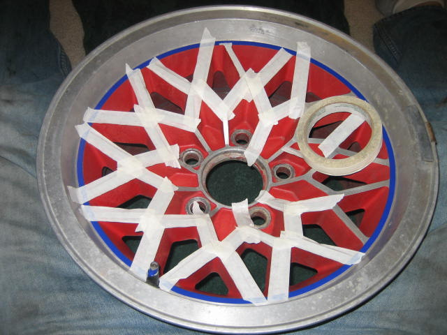 How To Paint Your Wheels Rims Repair Or Clean