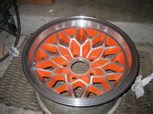 Painting your own RIMS