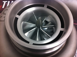 Cast vs Billet Compressor Wheels for Turbochargers Results