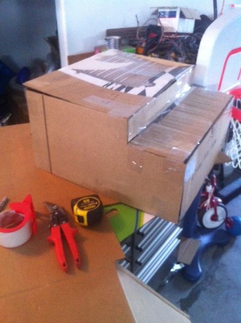 DIY building a custom fuel tank Welding