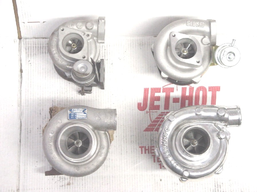Mitsubishi Greddy Turbo size chart OEM turbocharger