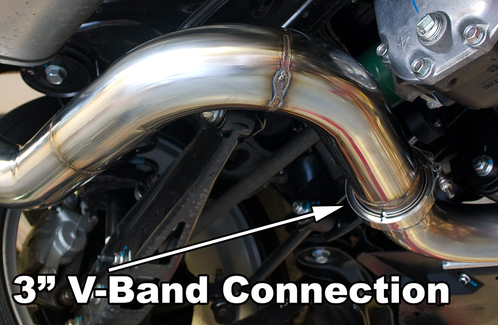 ... are great one of the most popular types are v band connectors v band