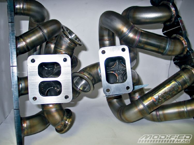 How to build your own turbo manifold | Equal Length Divided Twin
