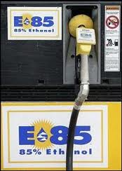 E85 Pump Gas Tuning Instructions
